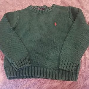 Childrens polo ralph lauren sweater